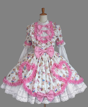 Pink_and_White_Floral_Pattern_Stand_Collar_Long_Removable_Cotton_Layered_Sweet_Lolita_Dress.jpg
