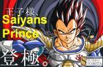 Saiyans Prince