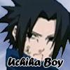 uchiha boy